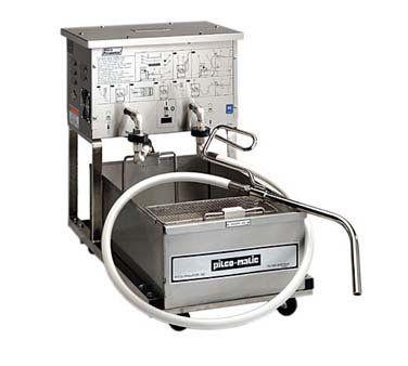 Pitco Solstice Supreme High Efficiency Fryer Gas 5060lb Ssh60wc