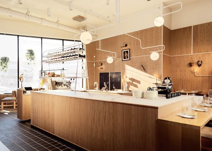 Savio Volpe Restaurant By Ste Marie, Vancouver U2013 Canada » Retail Design Blog