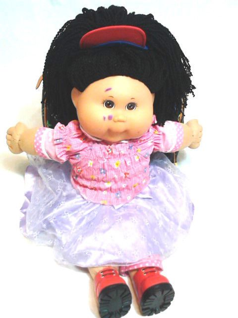 Cabbage Patch Kids Tru 1st Edition 20th Anniversary Doll Toys R Us Cabbage Patch Kids Cabbage Patch Dolls Cabbage Patch