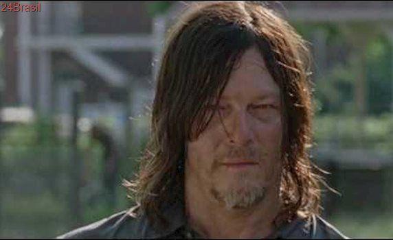 The Walking Dead 7ª Temporada Ep 10 Dublado Hd Daryl Dixon