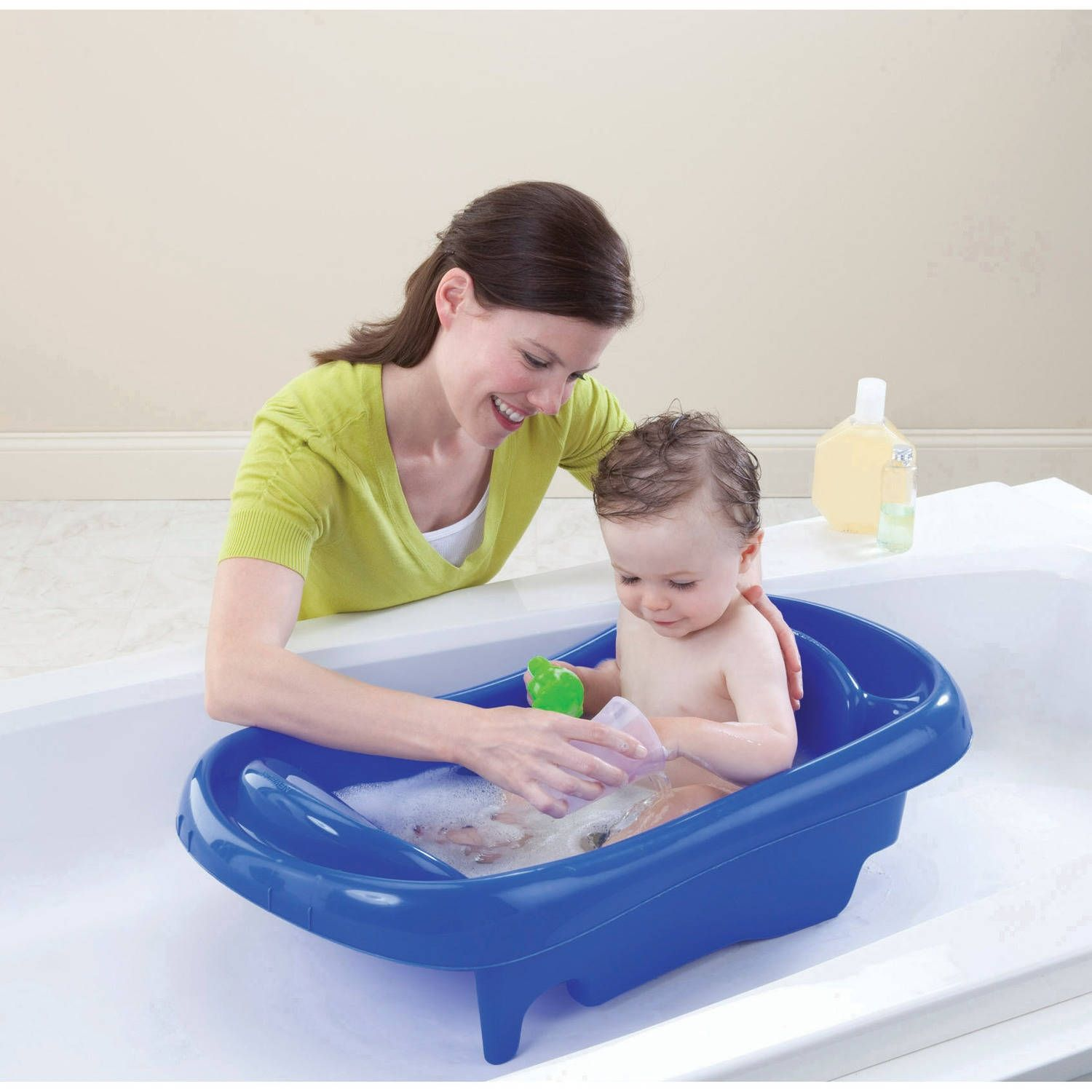 The First Years Sure Comfort Deluxe Newborn To Toddler Tub With with ...