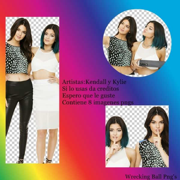 Kendall Y Kylie Jenner Pack Png Kylie Jenner Kylie Kendall