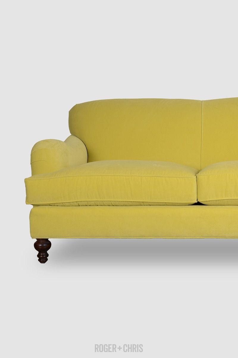 Tight Back English Roll Arm Sofas Armchairs Basel Rolled Arm
