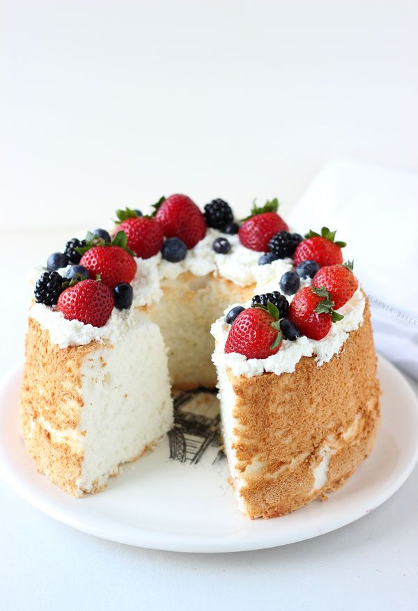 Recipes And Cooking Angel Food Desserts Dessert Recipes