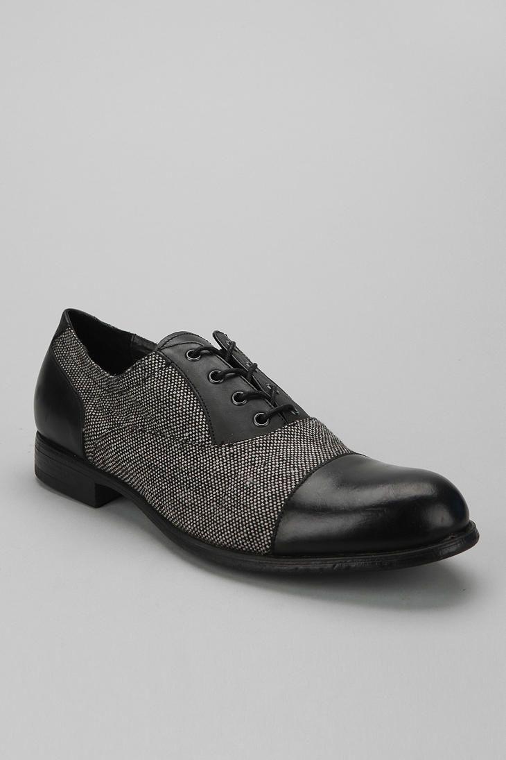 Ben Sherman Douglas Tweed Shoe UrbanOutfitters