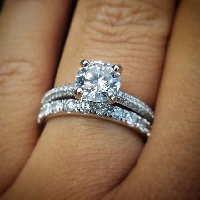 Real customers Real proposals Real engagement rings from Blue Nile