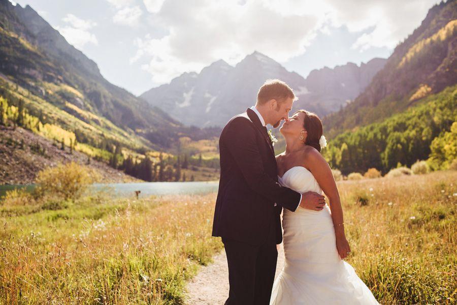 Maroon Bells Wedding Aspen Co Favorite Wedding Venues