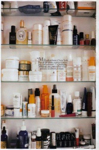 sofia coppola s bathroom cabinet beauty sofia coppola beauty rh pinterest com