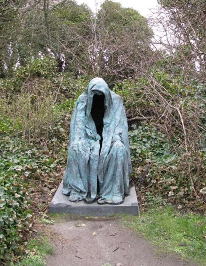 Monster Mud Statue Cemetery Statues Cemetery Cemeteries