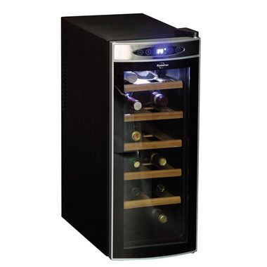 12 bottle wine cellar deluxe skymall arath s board pinterest rh pinterest com