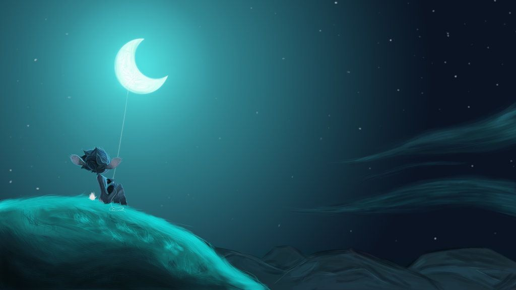 Mune guardian of the moon wallpaper by DiamondTrim