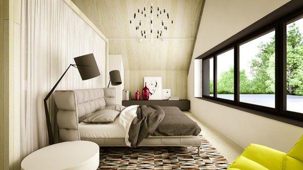 3 Creative Interiors That Utilize Bright Accents