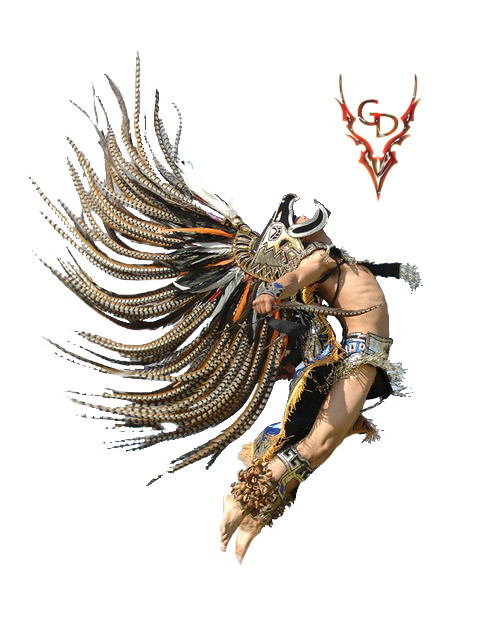 A Little Render I Did In Honor To My Ancestors The Aztecs I M Really Proud Of My Aztec Warrior Warrior Aztec