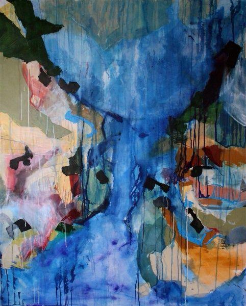 New Blood Art | Progression by Rebecca Jones | Buy Original Art Online | Artworks by Emerging Artists for Sale