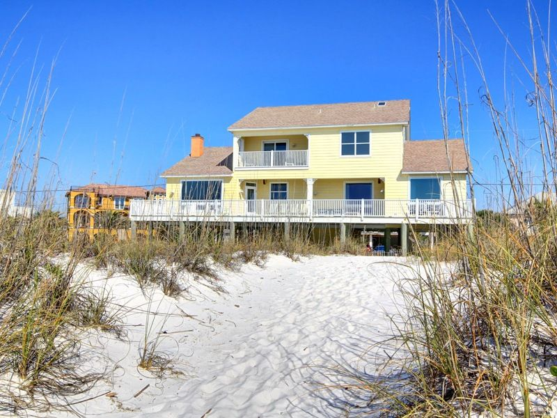escapade beach vacation 2017 beachfront rentals pensacola beach rh pinterest com