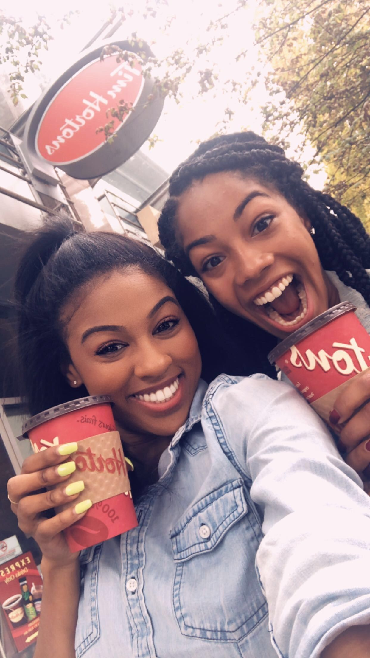 Long Distance Friendship — Round 2 Free black girls