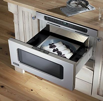 Built In Microwave Oven Drawer Vmod Viking