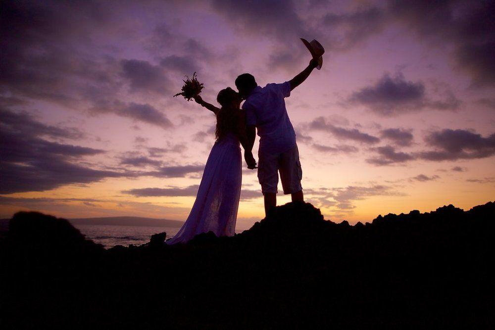Maui Sunset Wedding by Bliss