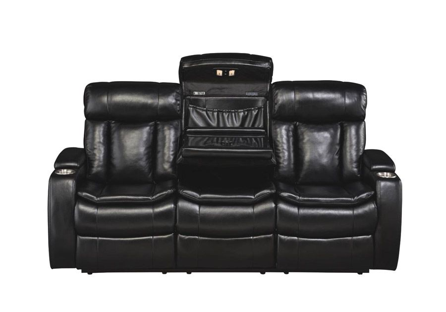 Swell Galaxy Power Reclining Sofa With Bluetooth Sofas Couches Bralicious Painted Fabric Chair Ideas Braliciousco
