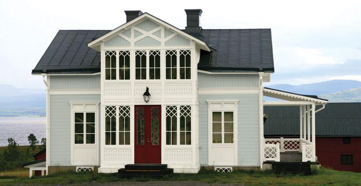Coastal Paint Color Combination Exterior House Paint Color