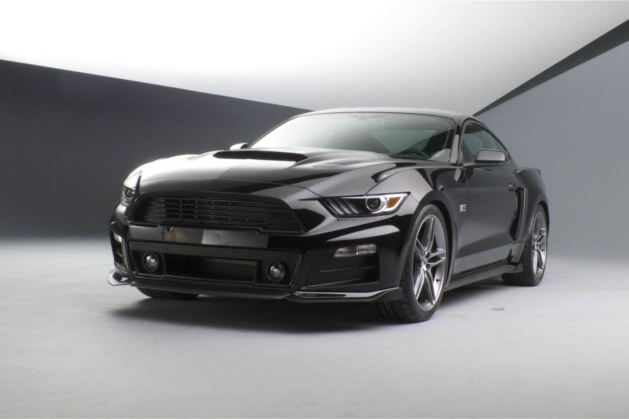 New 2015 Ford Mustang by Roush Revealed