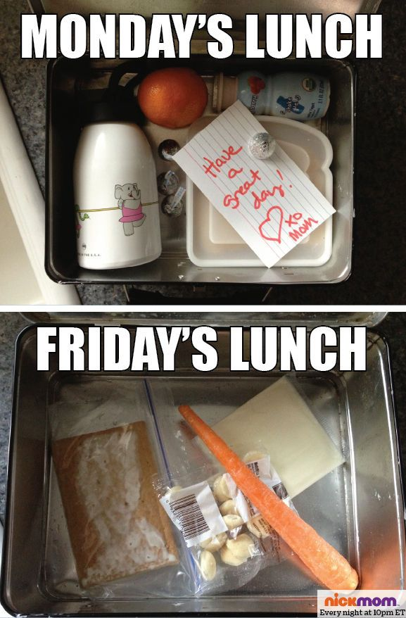 Packed Lunch Funny Quotes Mom Humor Funny Pictures With Captions