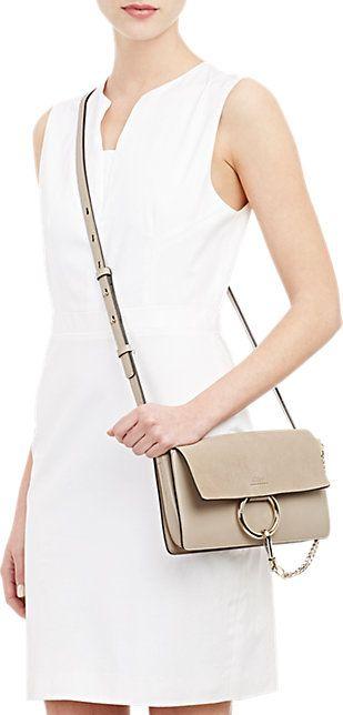 ed95e59760a65 Chloé Faye Small Shoulder Bag - - Barneys.com | Shoes | Small ...