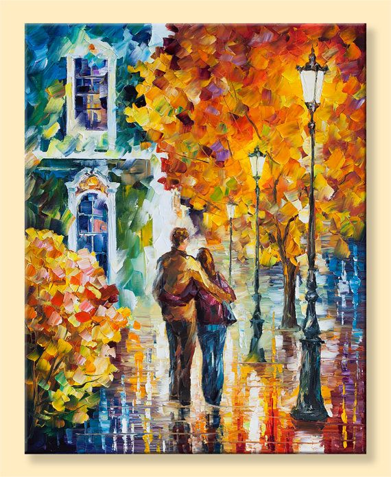After The Date  Limited Edition Romantic by AfremovArtStudio
