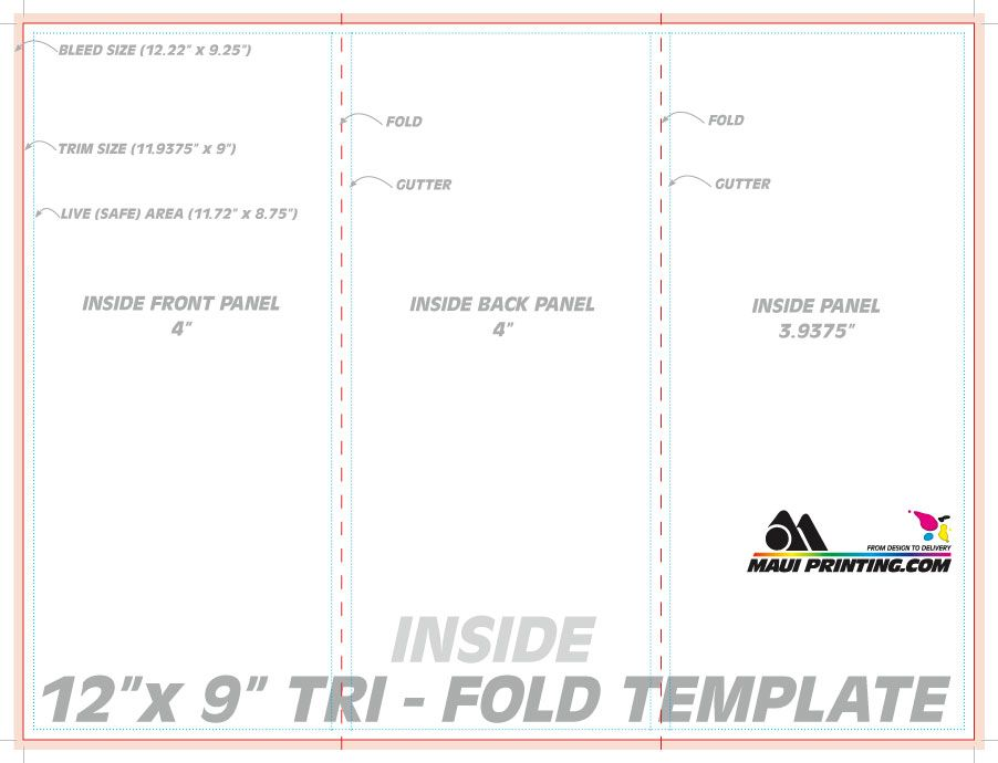 Table Tent Design Template Using Templates