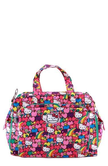 Ju-Ju-Be for Hello Kitty® 'Be Prepared' Diaper Tote