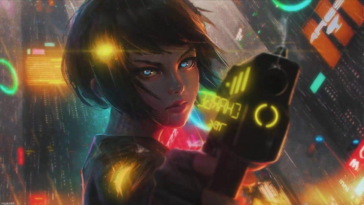 Nightcore Phenomenal (AJ Styles) Cyberpunk anime, Free