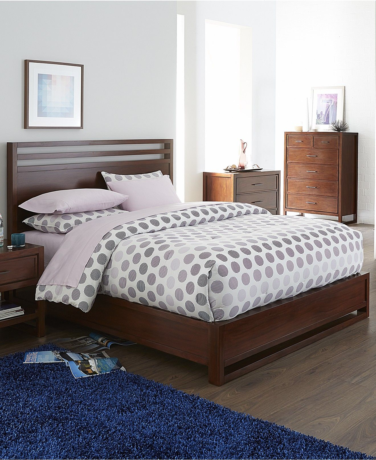 Battery Park California King Bed Beds Headboards Furniture  # Muebles Laura Elda