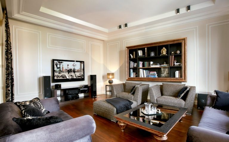 Stylish Apartment With Art-Deco Interior For The Just Married ...