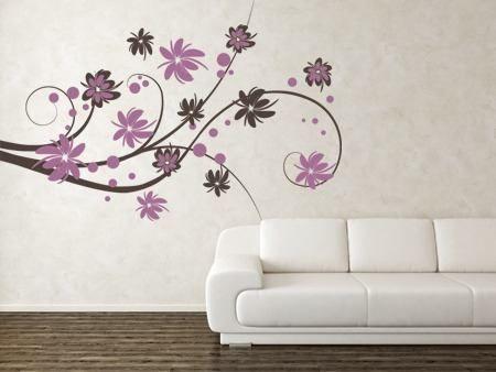 vinilos para pared - Buscar con Google Arte de pared de bricolaje