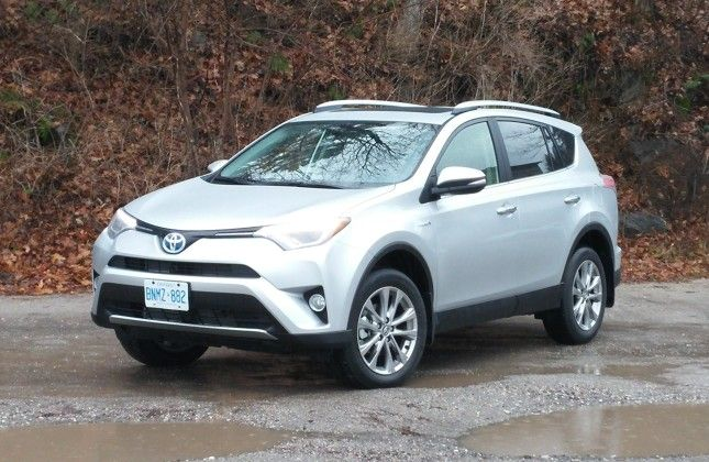 2016 Toyota Rav4 Back Light Are Ugly But Reliability Is Important