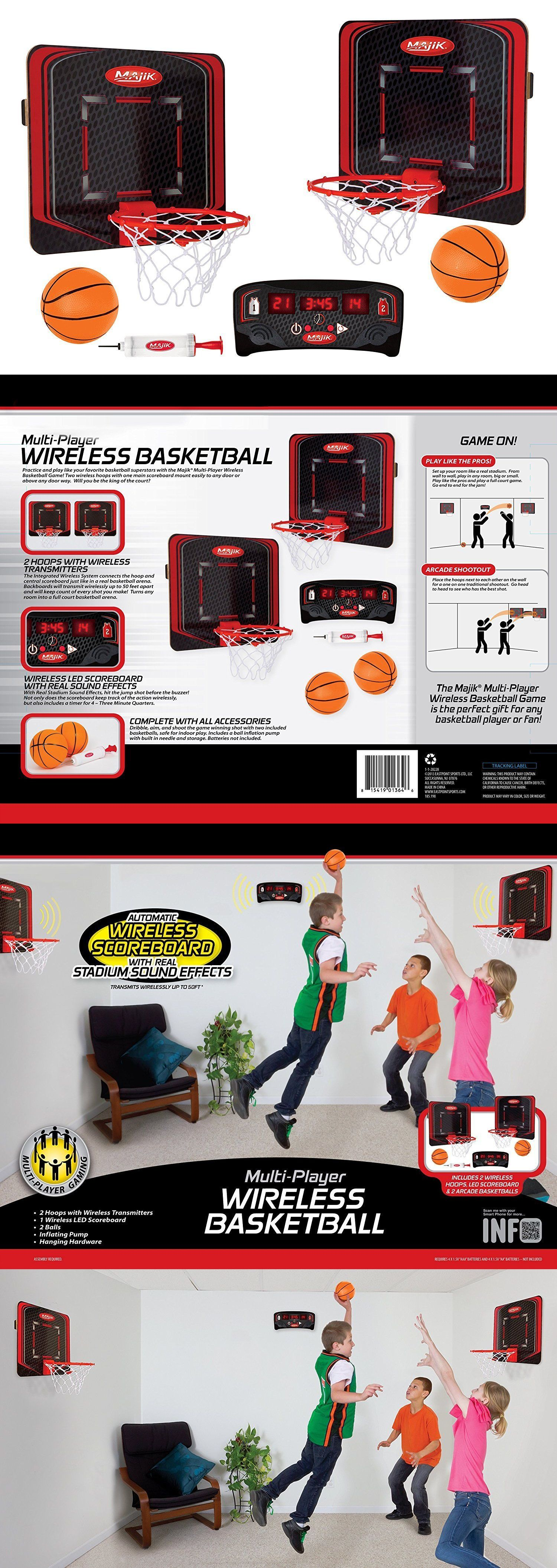 Other Indoor Games Game Indoor Basketball Hoops Electronic
