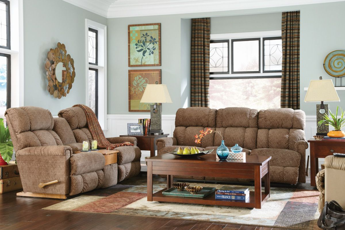 Lazy Boy Pinnacle Sofa Master Bedroom Furniture Brown Living