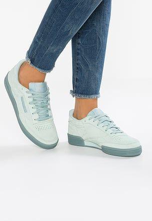 CLUB C 85 LACE - Sneakers laag - seaside grey/white