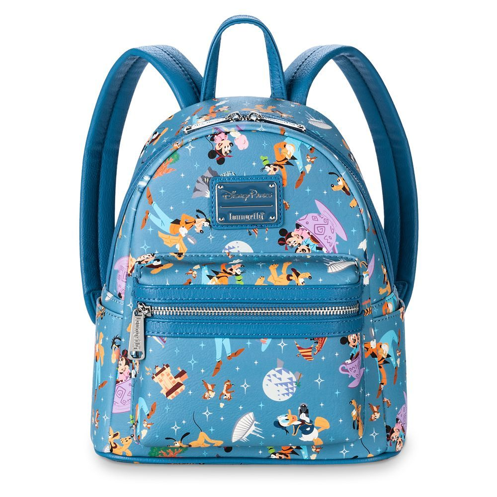 Loungefly x Disney Pluto Cosplay Mini Backpack