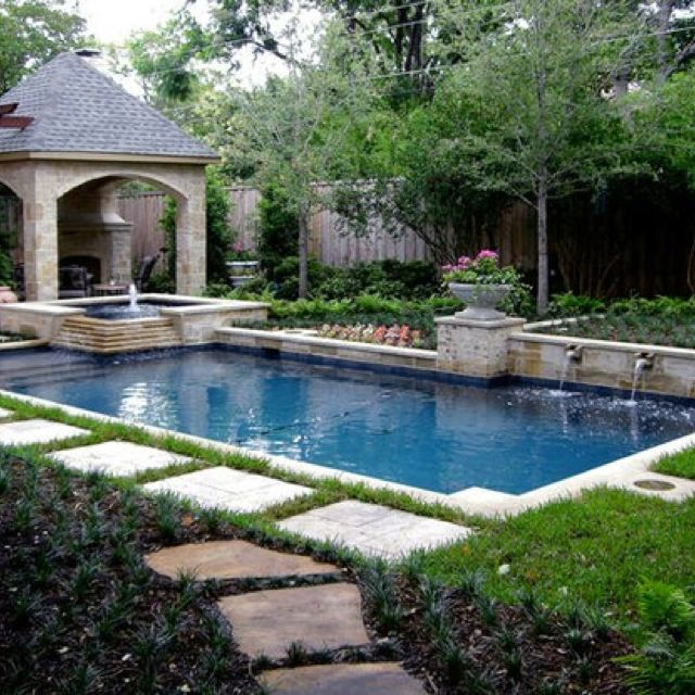 Small Backyard Pools, Backyard Pool