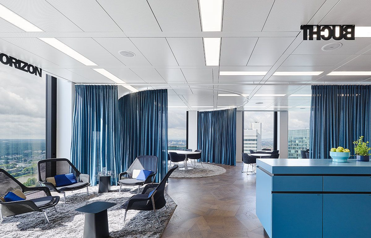 Office Tour Consulting Firm Offices Frankfurt Interior