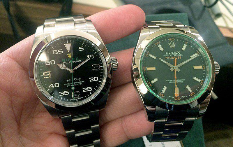 sale retailer f1580 38ae1 Rolex Air King 116900 Watch Review | Rolex | Rolex air king ...