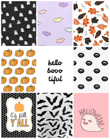 Cute Halloween Wallpapers For Your Iphone Paperblog Kawaii Halloween Halloween Wallpaper Halloween Backgrounds