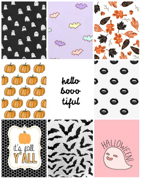 Cute Halloween Wallpapers For Your Iphone Paperblog Kawaii Halloween Halloween Backgrounds Halloween Wallpaper