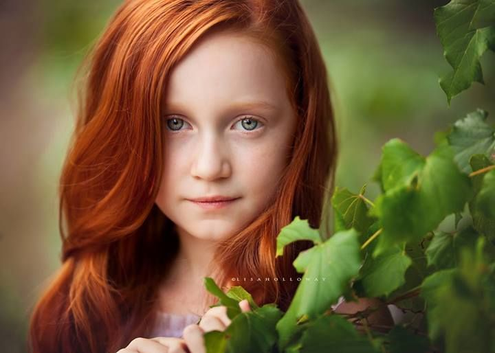 Gorgeous Red Headed girl. Photo by LJHolloway Photography!