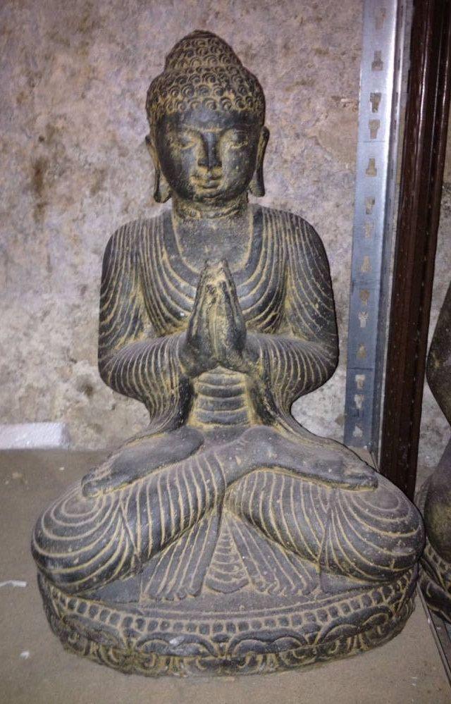 Feng Shui Dekoration stein buddha garten budha statue chakra bali dekoration feng shui