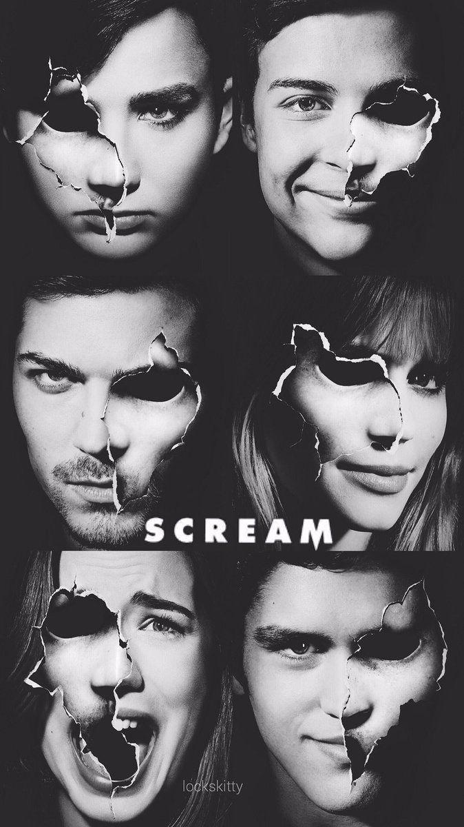 Wallpaper Lockscreen Scream Series Series E Filmes Filmes Scream
