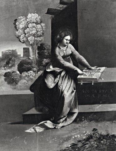 Dosso S. Paola, commissionata da Laura Dianti amante e poi III moglie di Alfonso I d'este