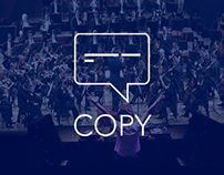 Copy projects
