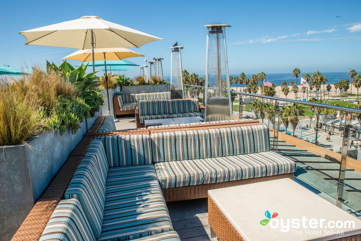 Hotel Erwin Rooftop Bar Venice Beach